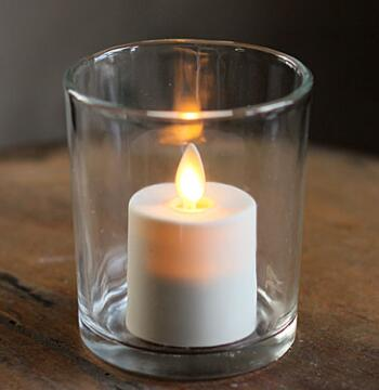 led votive candle