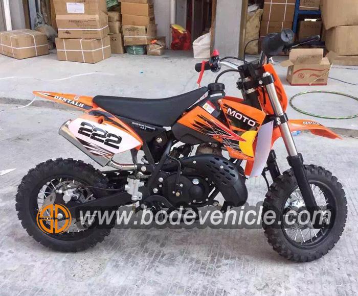 2 stroke 50cc dirt bike