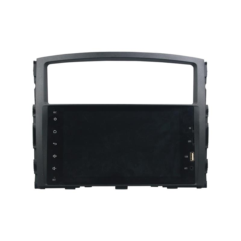 Mitsubishi Pajero full touch android car dvd (1)