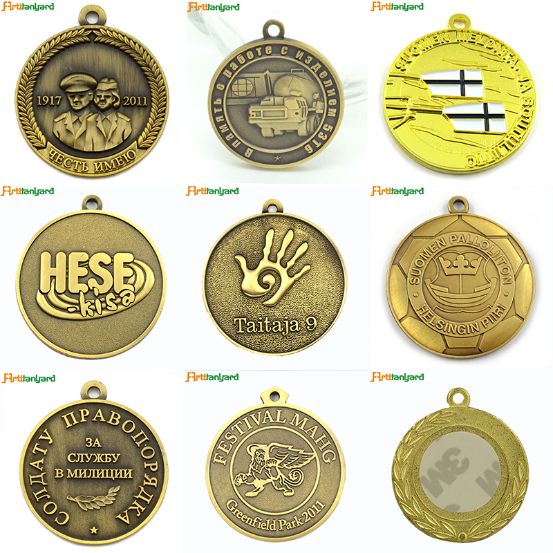 Football Medals