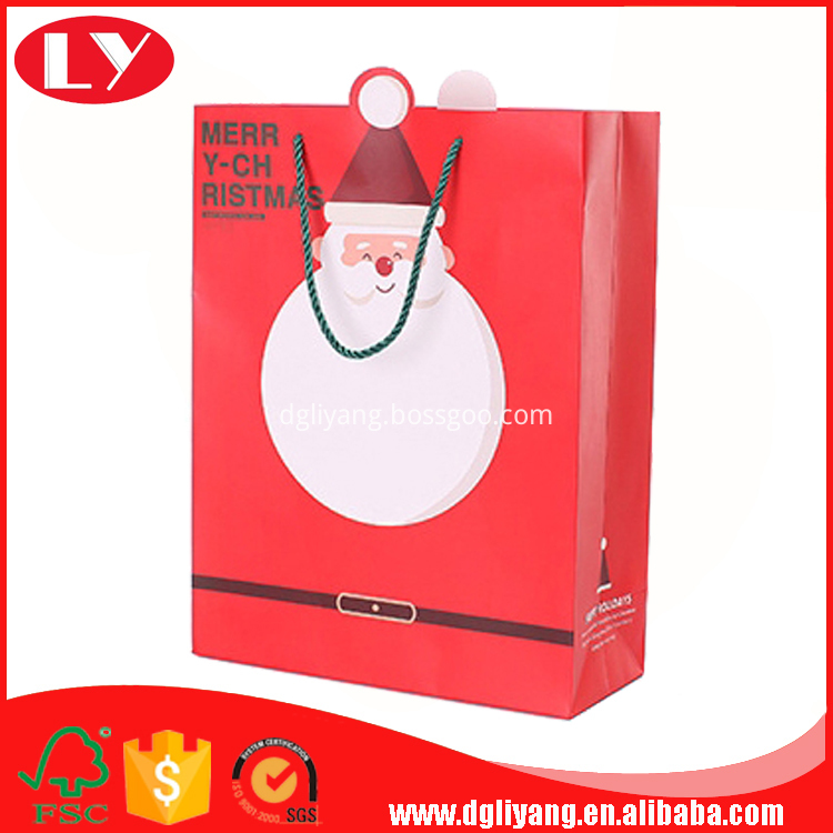 Christmas paper gift bags LY2017042607-35