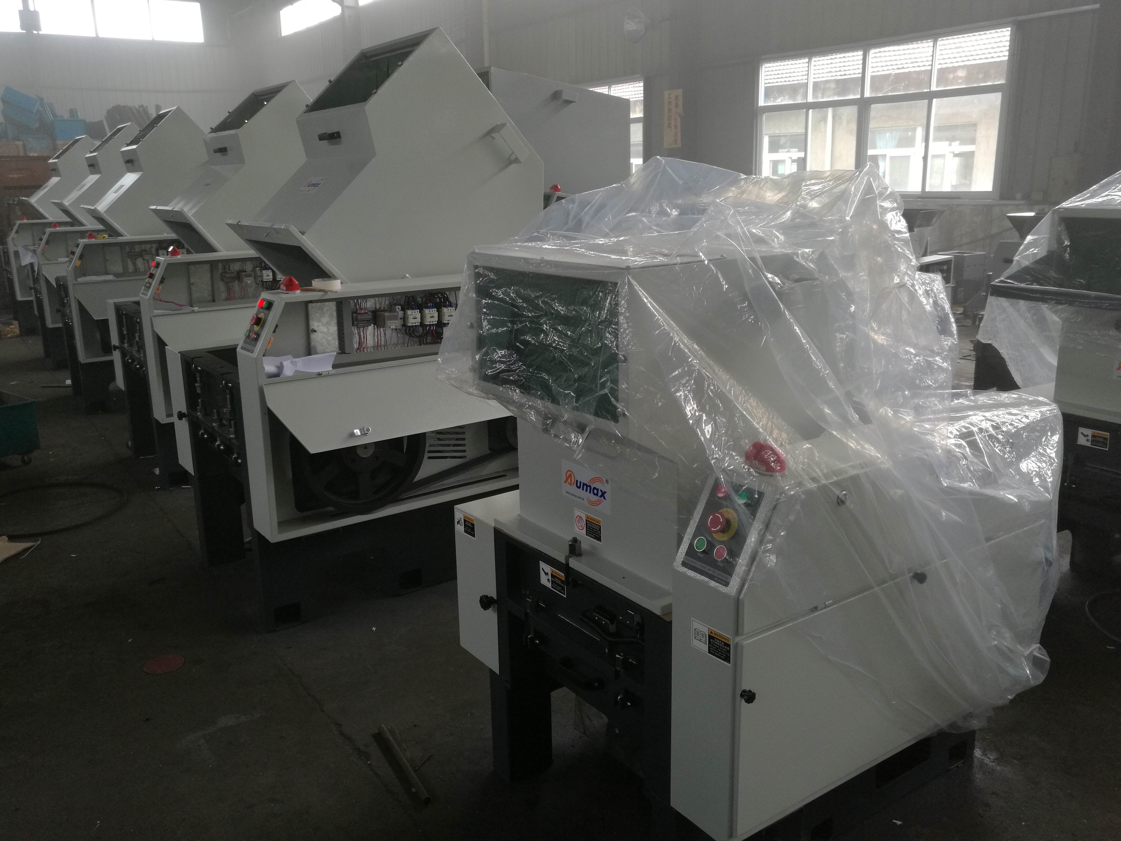 Plastic Granulator Crushing Machine
