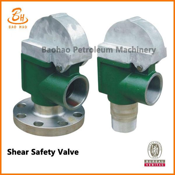 Shear Safety Valve3