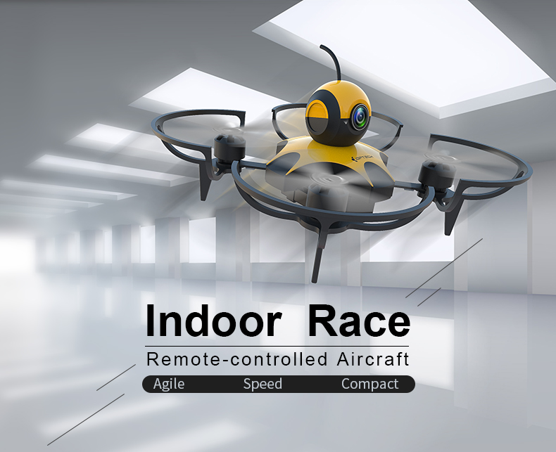 Drone With PPM Receiver