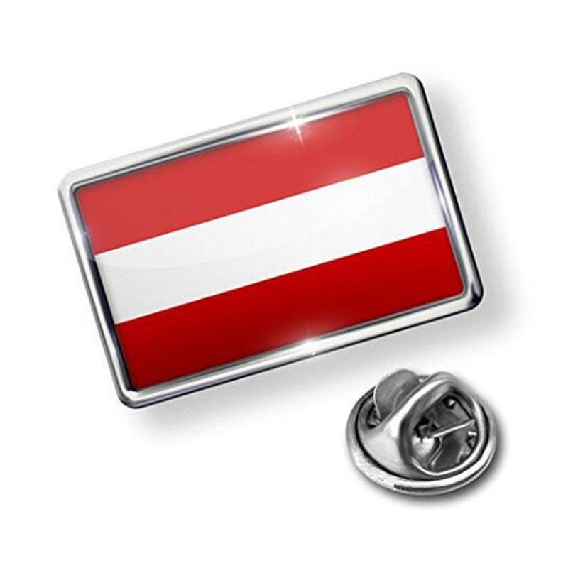 Pin Austria Flag Lapel Badge