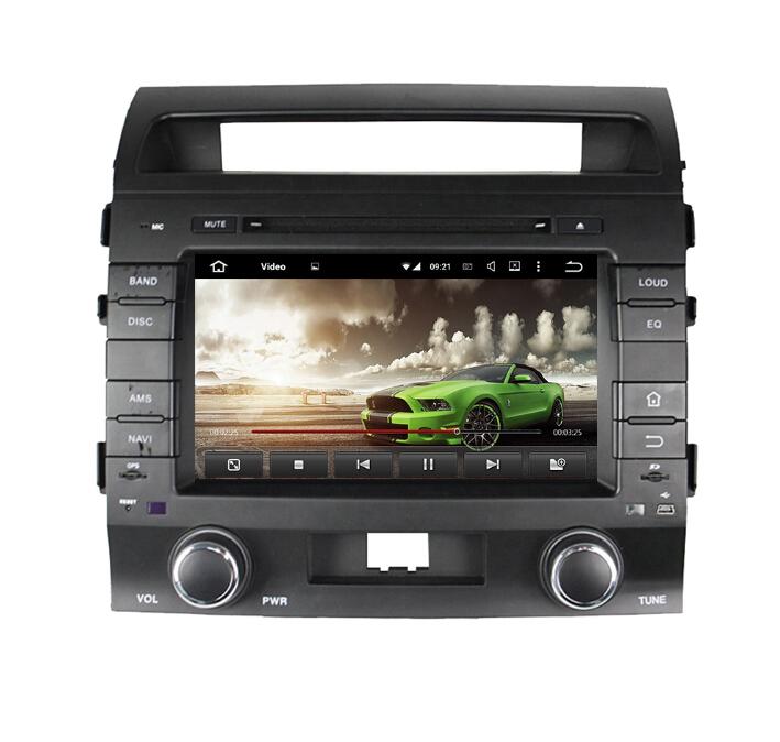TOYOTA Car Audio Stereo Land Cruiser