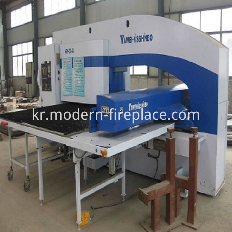 Wood Burning Cookers Production