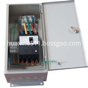 Busbar trunking system Plug in Box