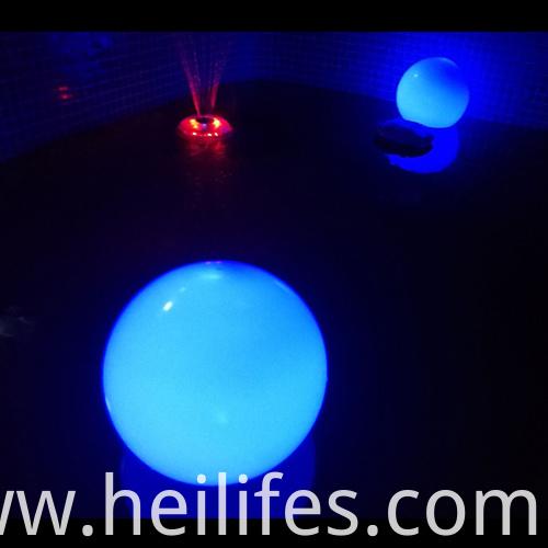 LED Under Water Ball Light