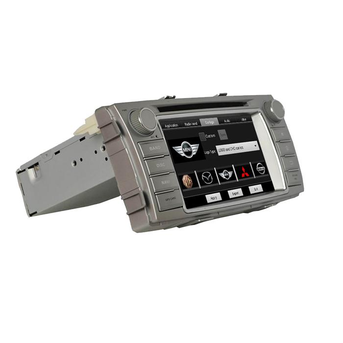 CAR audio  player for Hilux (1)