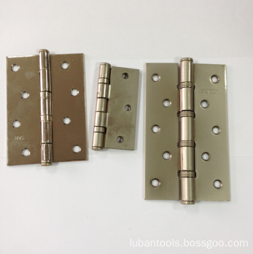 stainless hinges (2)