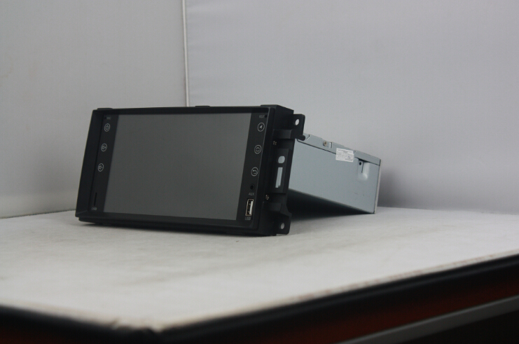 Android 7.1 JEEP Car Dvd Player