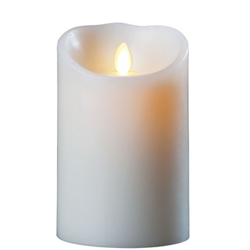 dancing flickering flame led candle