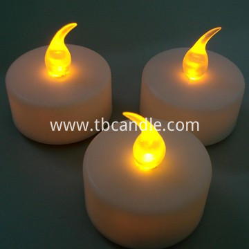 flickering battery LED tealight candle