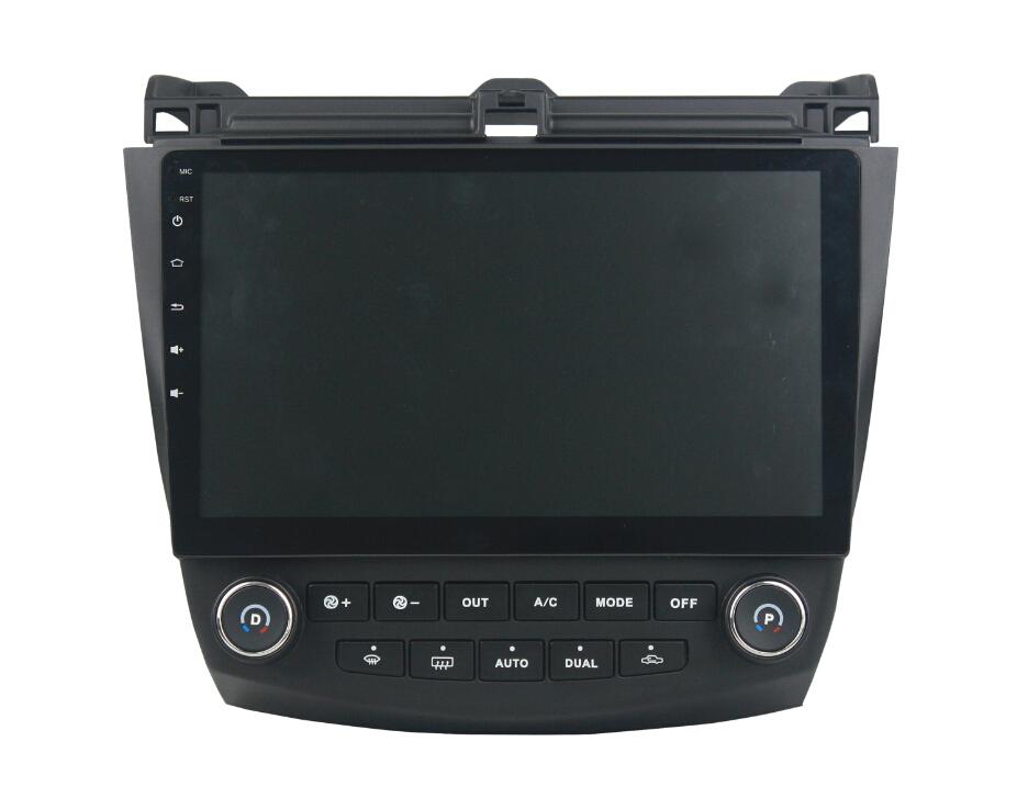 10.1 Inch Android Car dvd player Honda Accord 7
