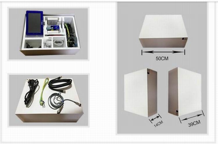 HAE-EC1204 Thermal online inkjet coding machine