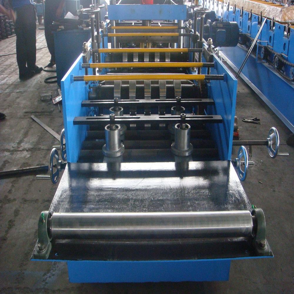 Polín Z rollo formando máquina CZ acero