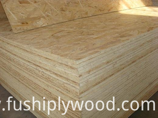OSB for Roof Decking