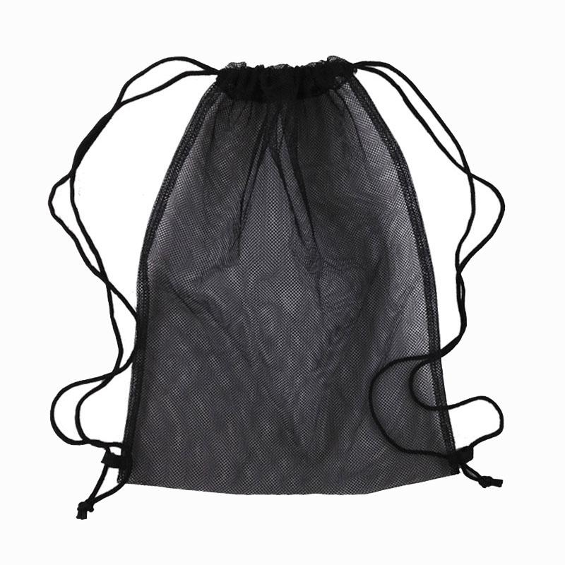Nylon Woven Drawstring Gym Bags