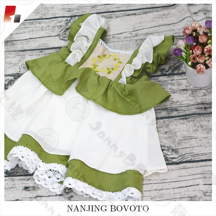 green chiffon dress08