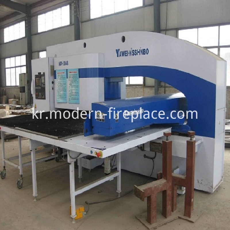 Wood Furnace Stoves Production