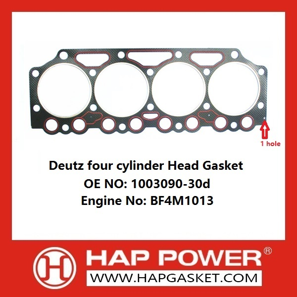 Deutz cylinder Head Gasket OE 1003090-