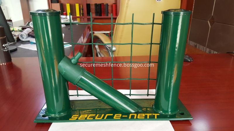 welded euro mesh fence samples