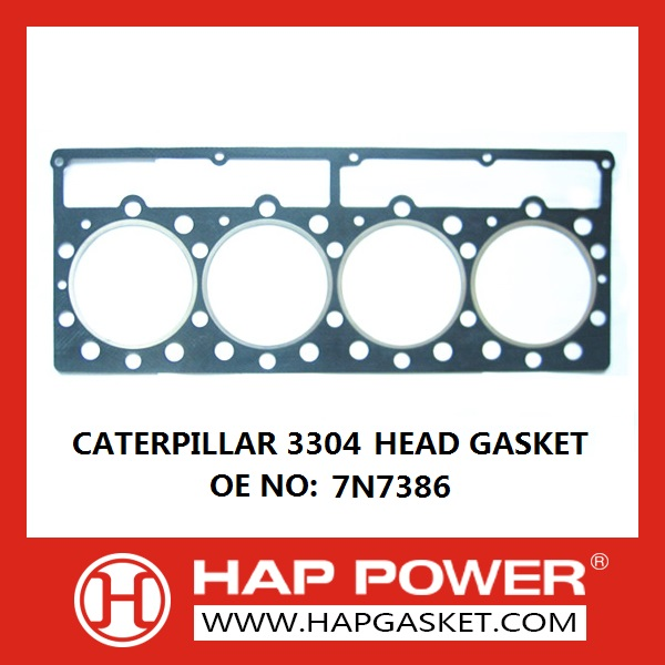 HAP-CAT-001 3304 HEAD GASKET 7N7386