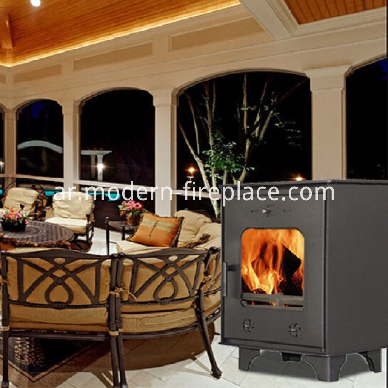 Buy Wood Burning Stoves Contemporary Fireplace