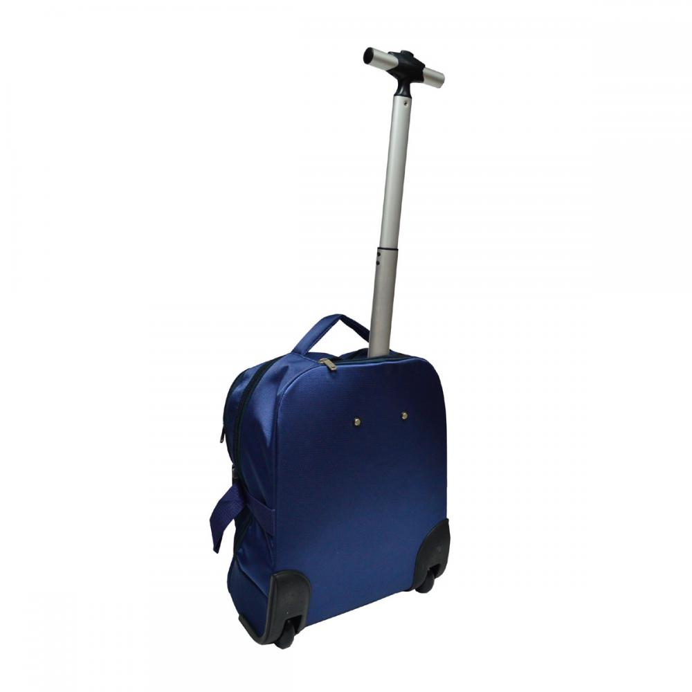 840D Jacquard Fabric Trolley Bag