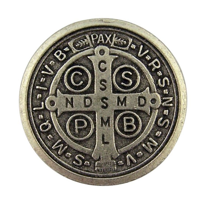 Military Saint Michael Coin