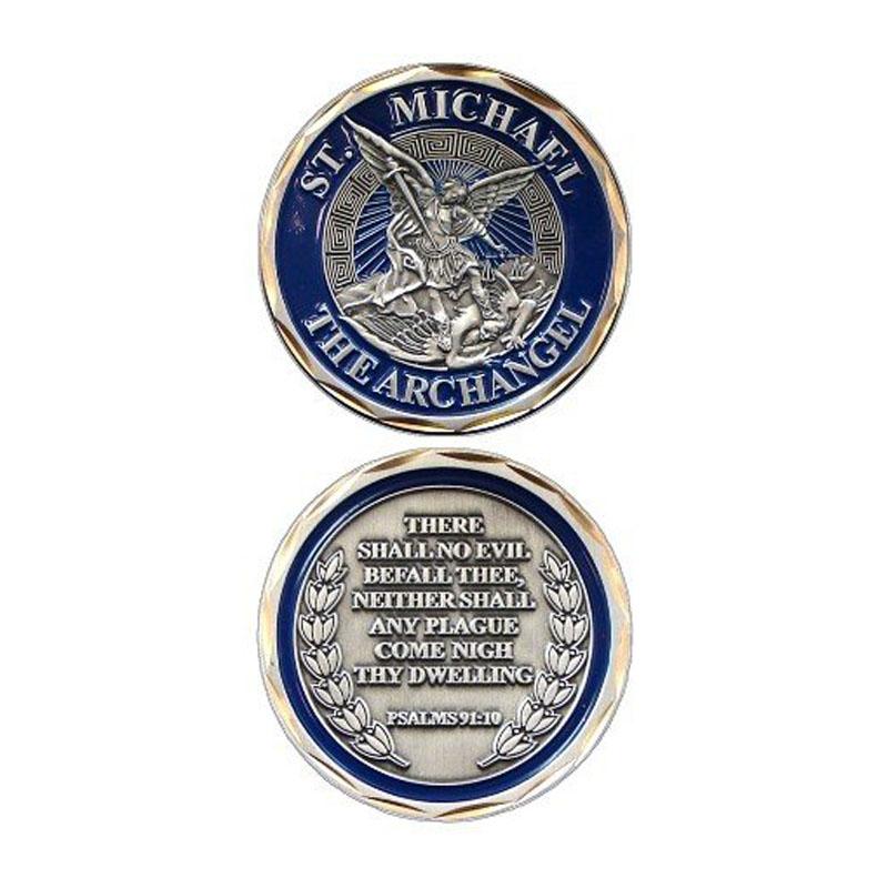 Archangel Challenge Coin