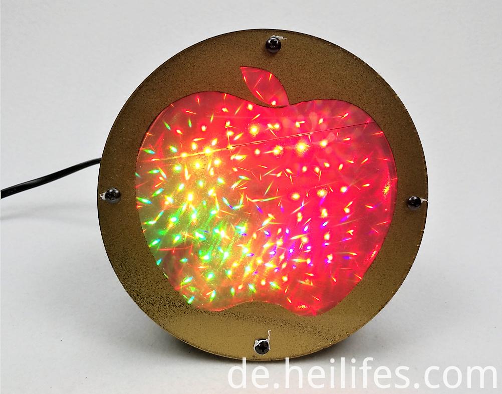 3D LED Stereo Lantern