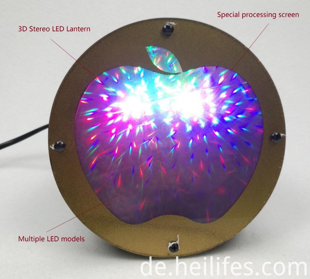 3D Stereo Lantern