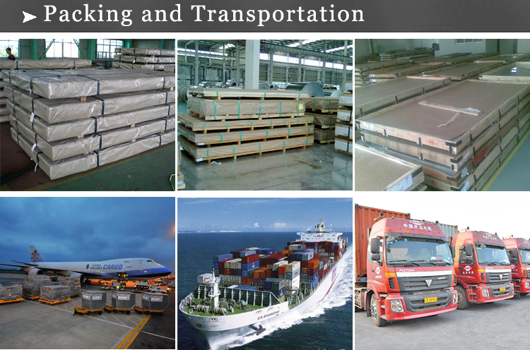 plate packing and transportation