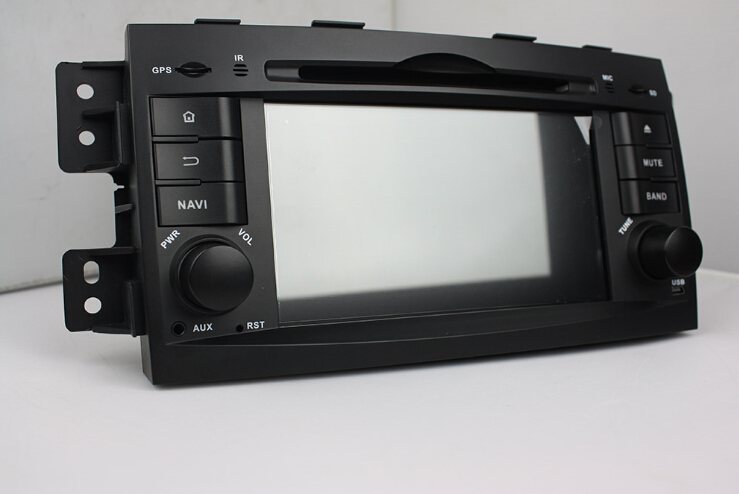 7 inch KIA Mohave Borrego Car Multimedia System
