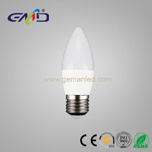 LED candle C37 E27
