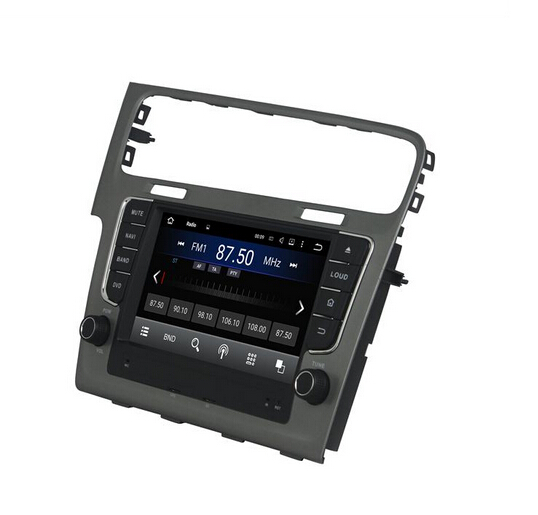Android 7.1 Systems for VW Golf 7