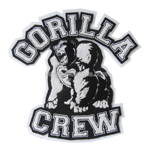 Custom chenille patches 30