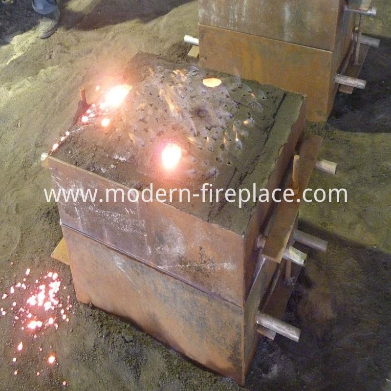 Fireplace Modern  Mantels