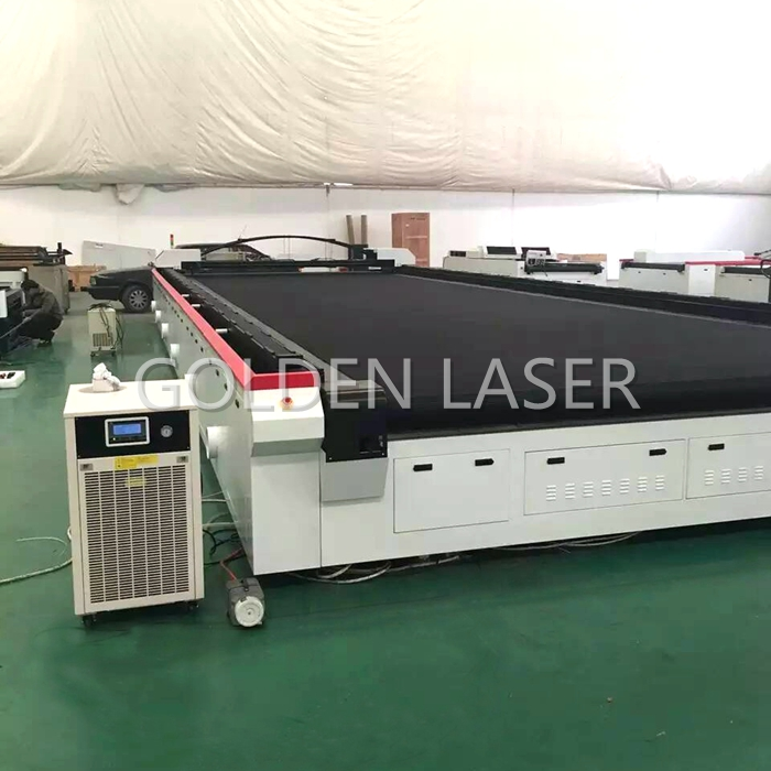Large Format Cutting Table Laser System