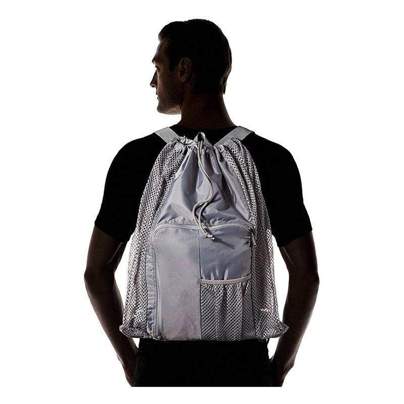 Deluxe Mesh Equipment Backpacks