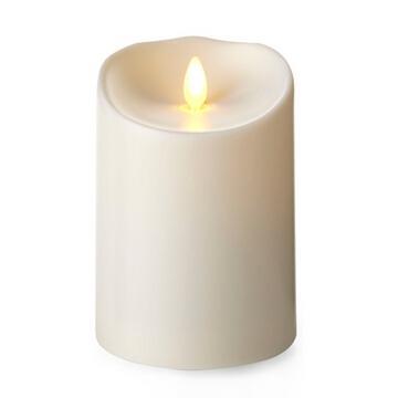 plastic luminara candle