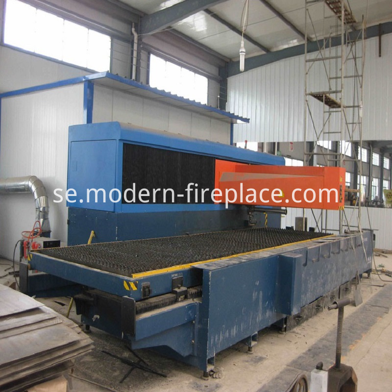 Wood Burning Stoves Contemporary Production