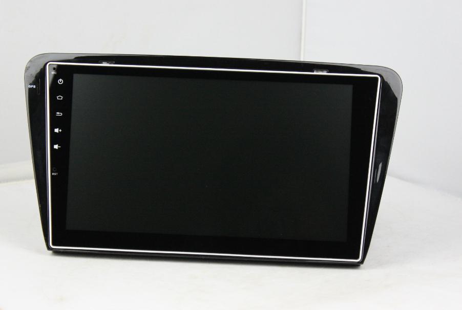 10.1 inch Deckless Android Car DVD For Skoda Octavia