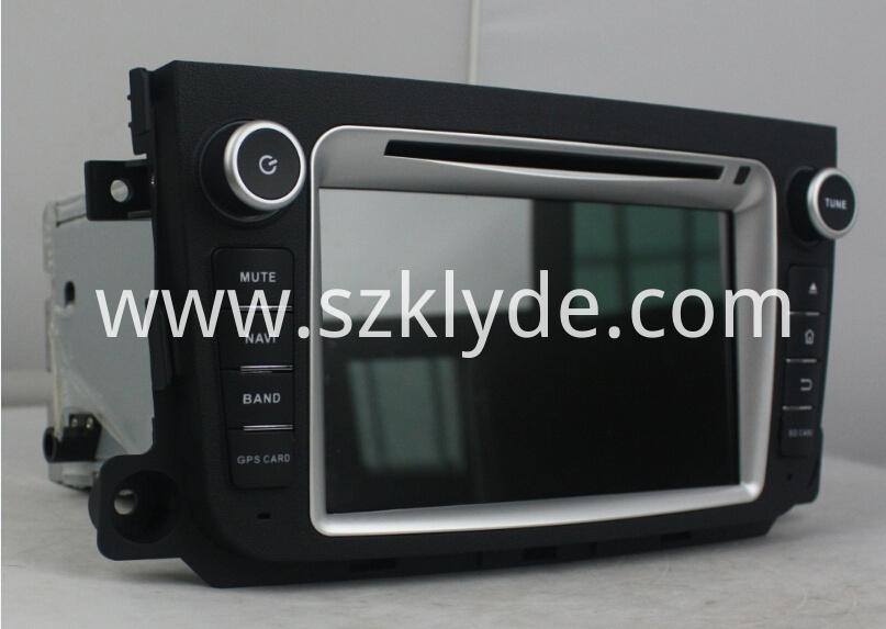 Benz SMART Car Audio