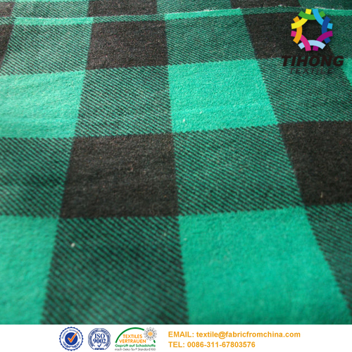 flannel fabric for shirt
