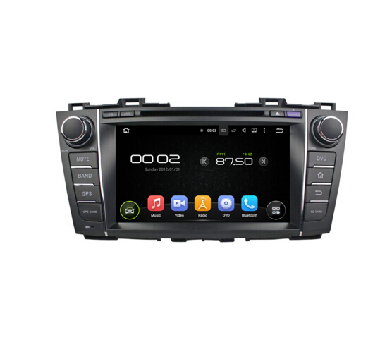 Android  Car Multimedia Player for Mazada 5 Premacy
