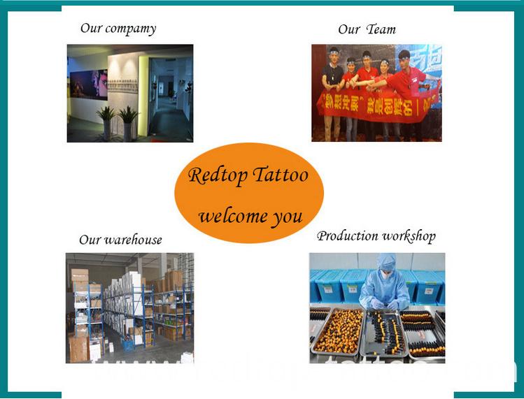 Redtop tattoo company
