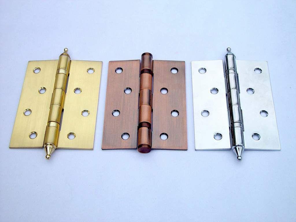 copper hinges